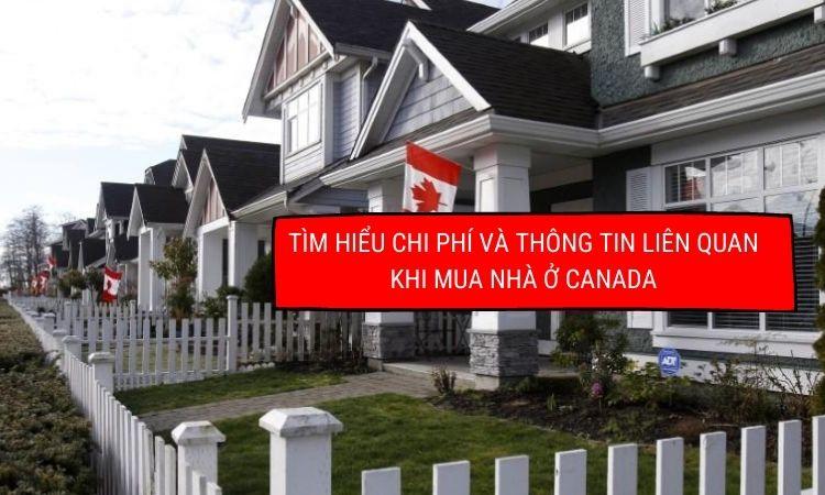 Mua nhà ở Canada