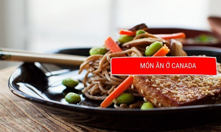 Văn hóa ẩm thực Canada